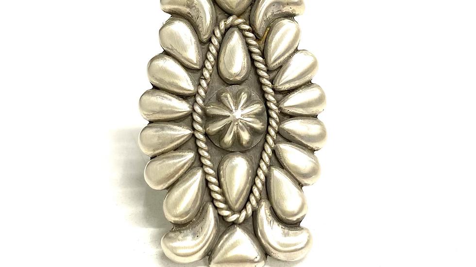 Silver Thomas Jim ring