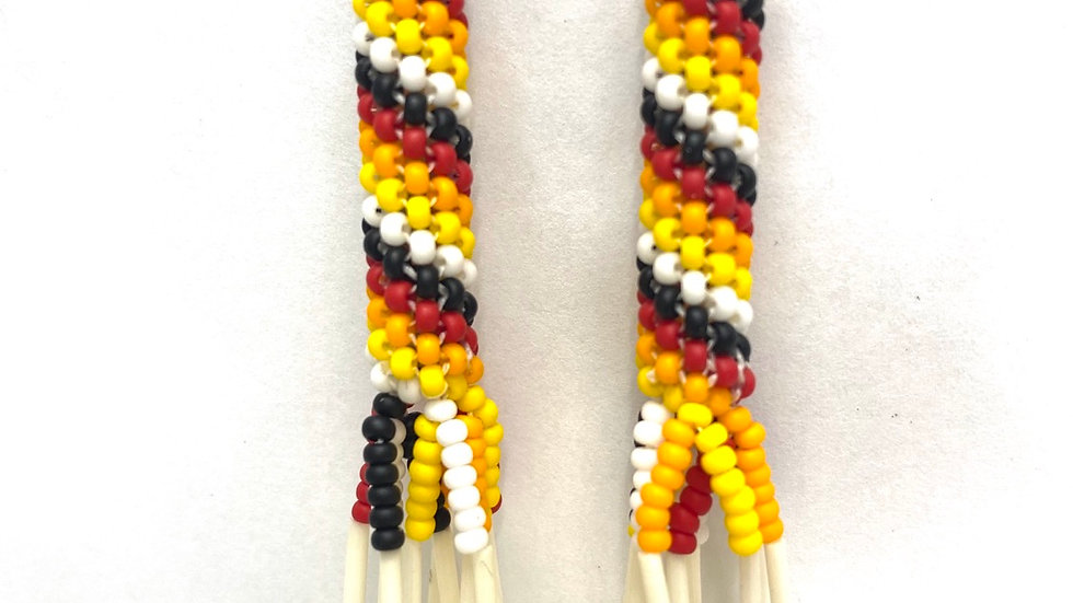 Medicine earrings