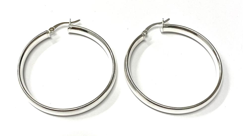 """1.5"""" Hoop earrings"""