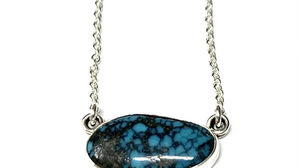 Turquiose necklace 18 inches