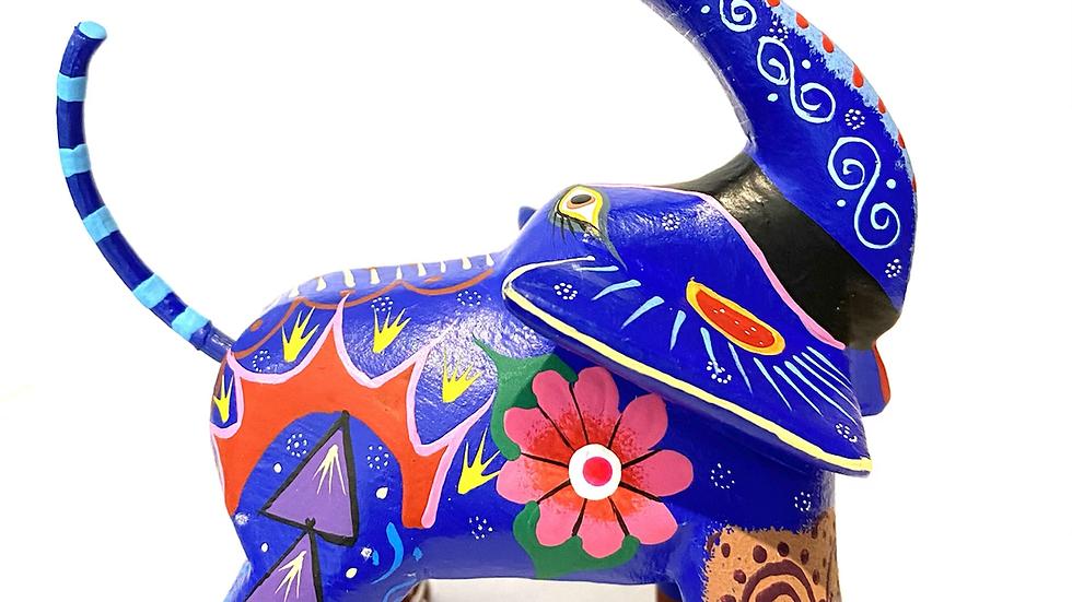 Blue Elephant Oaxacan w