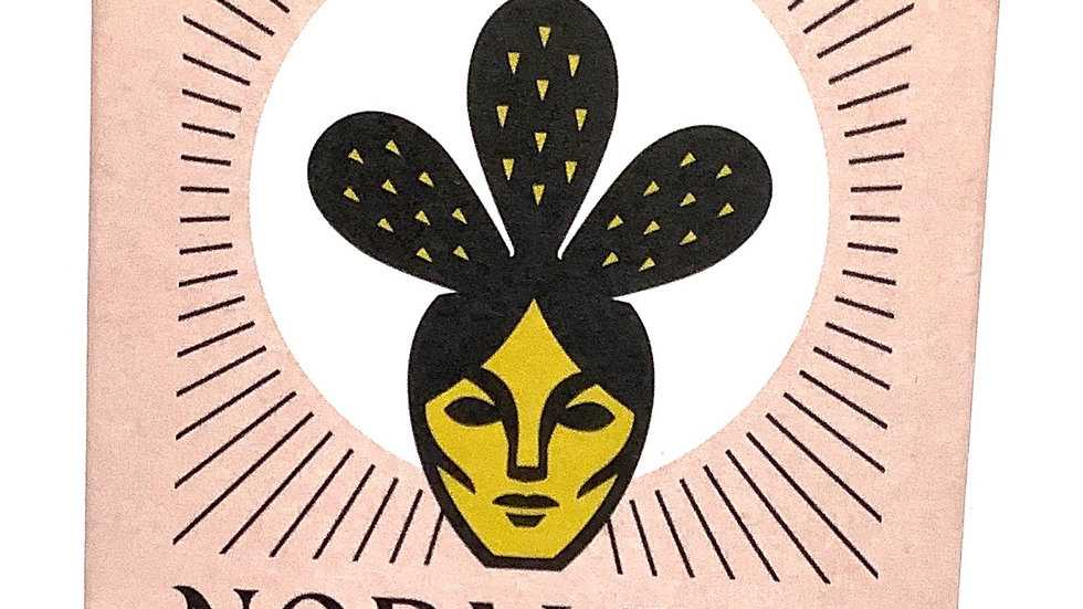 Nopalera cactus soap: flor de mayo, jasmine
