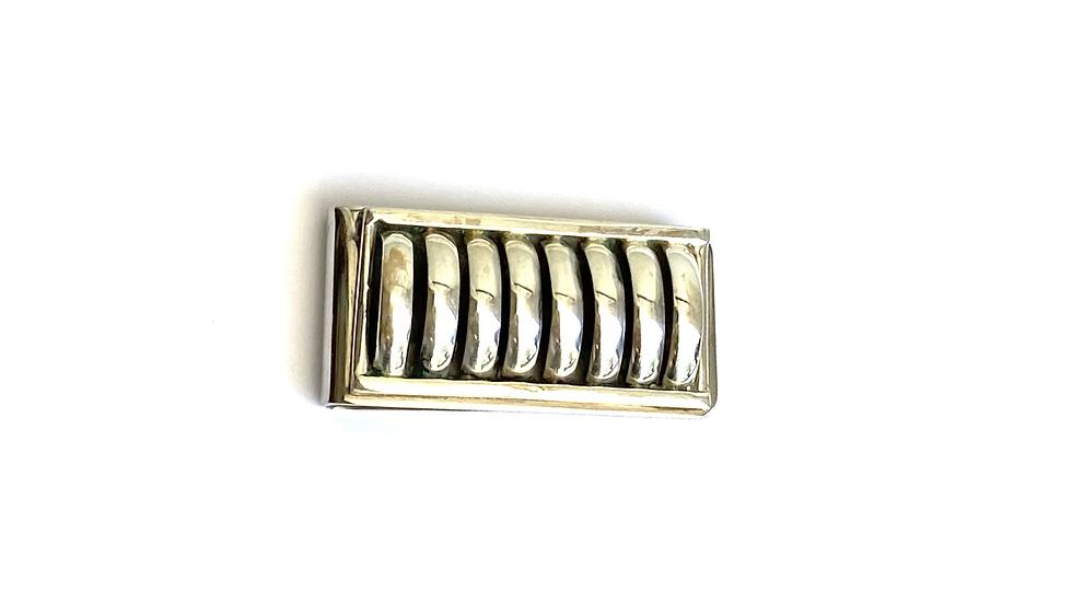 Money clip sterling silver
