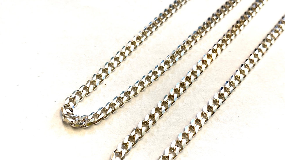 """24"""" Flat cut cable chain"""