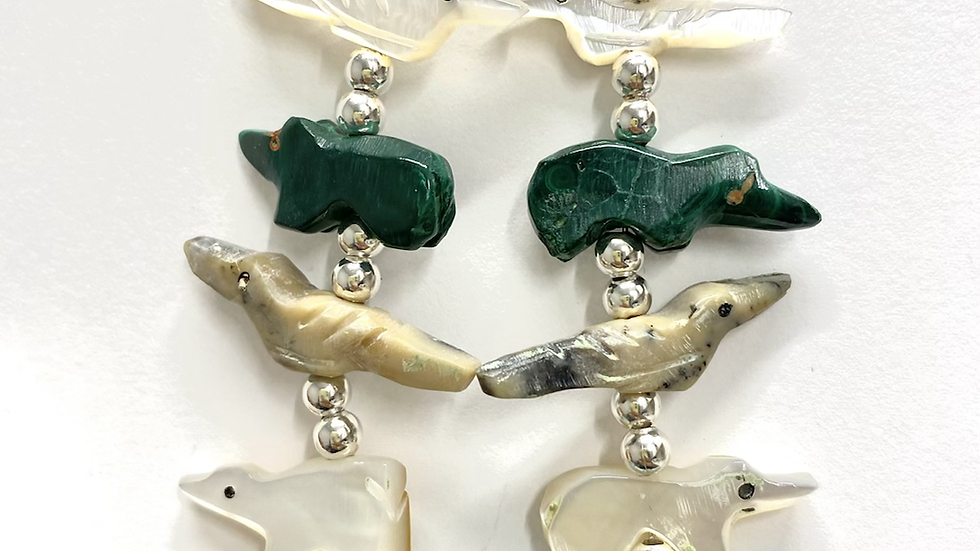 Fetish earrings