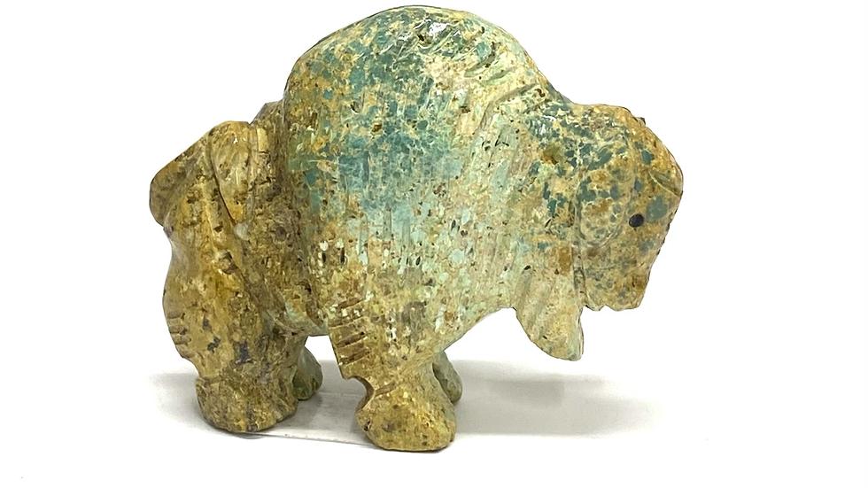 Turquoise Buffalo fetish