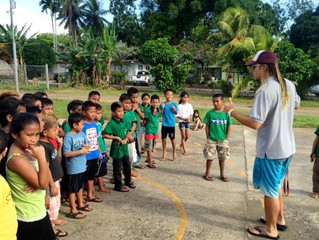 Physical Education Curriculum for Pohnpei State