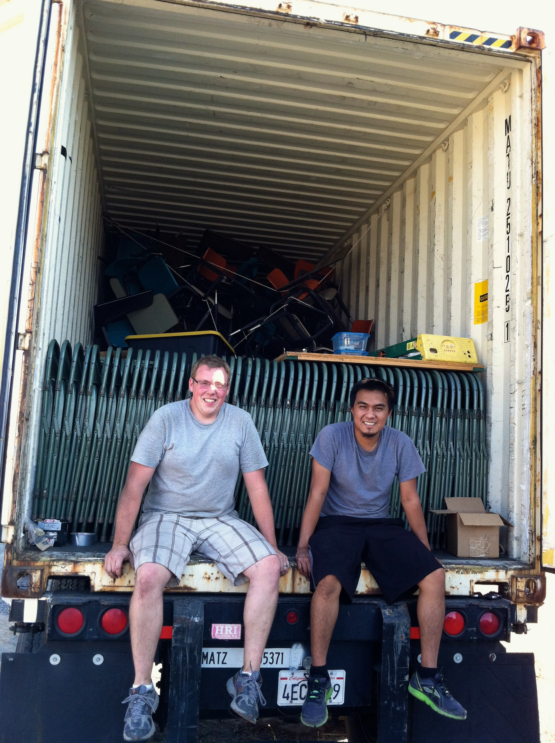 container packers