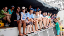Ophthalmology Mission Team 2014