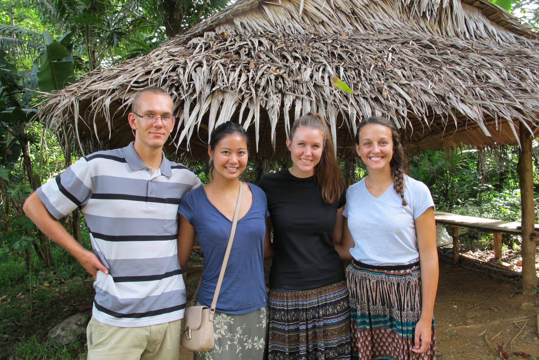 Education Program volunteers 2013