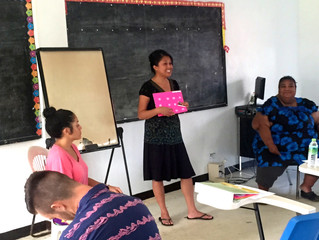 Speech Pathology in Micronesia