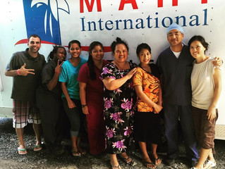 Dental Team from Saipan Serves in Pohnpei