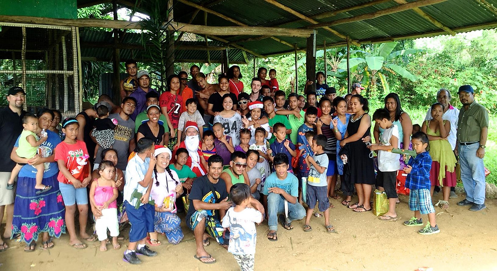 MAHI International's Christmas Cheer Project 2015 Thanks to North Hills Church, Claremont, CA.  MAHI team and our local friends on Christmas Day 2015