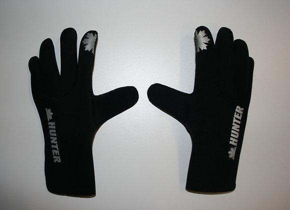 Hunter neopreen handschoen