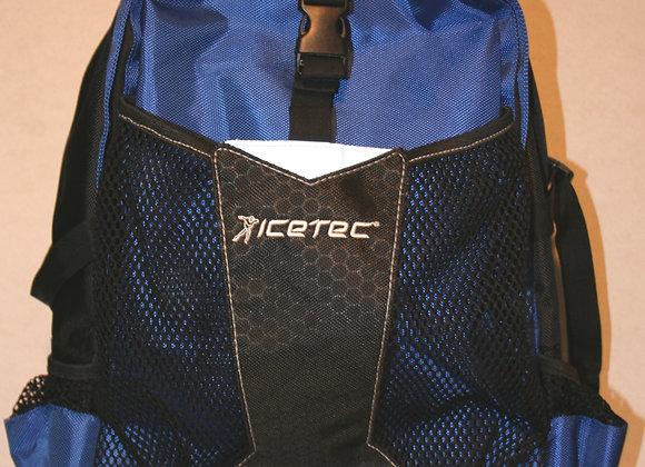 Icetec rugzak blauw