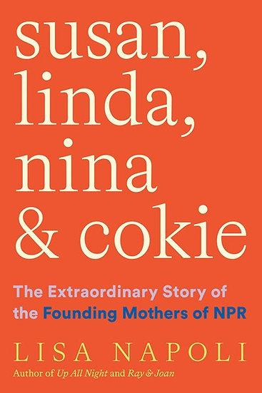 Susan, Linda, Nina, & Cokie