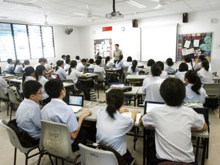 Top scores for S'pore in 'most comprehensive' education ranking