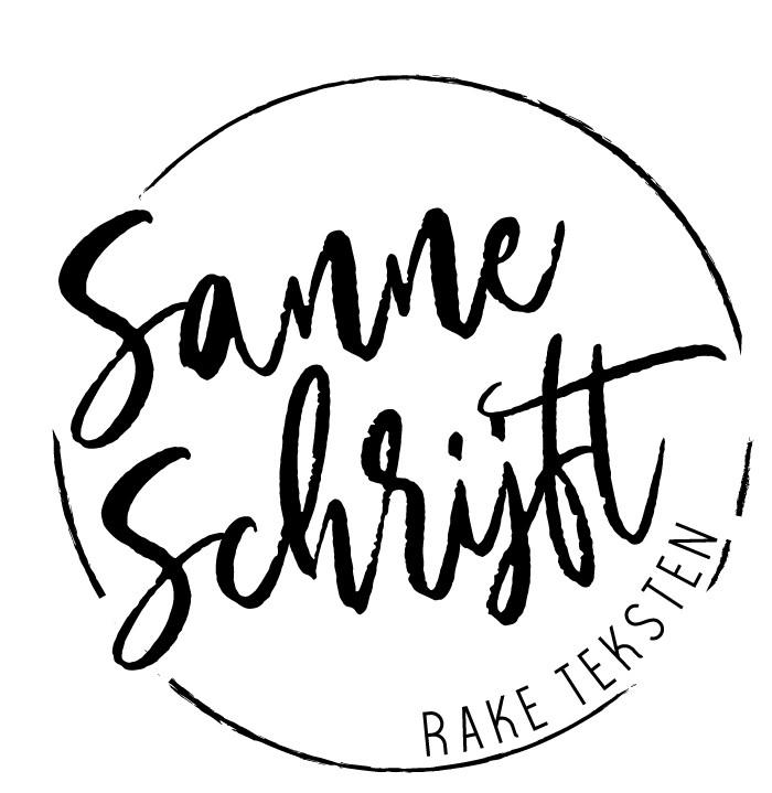 logo-sanne-schrijft-tekstschrijver-venray