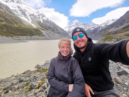 In lockdown in Nieuw-Zeeland | Wat zijn onze plannen?