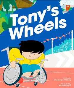 Tony's Wheels by Mila Bongco