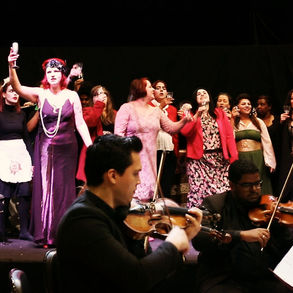 Gala Lírica - Cia Ópera de Papel