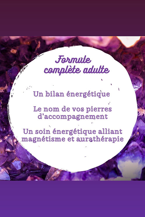 Litho + soin ~ Adulte