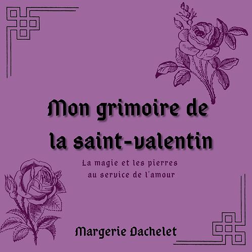 """""""Mon grimoire de la Saint-Valentin"""""""