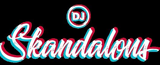 DJ Skandalous Logo