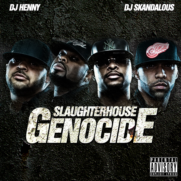 Genocide Mixtape Cover