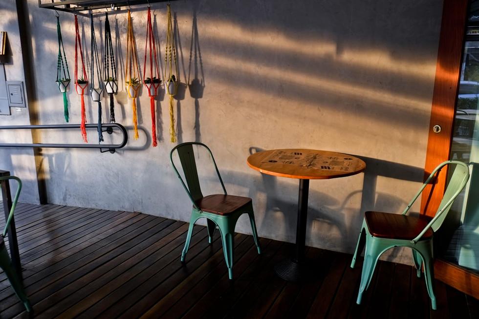 Restaurante Gansô - Arq. Flavia Machado