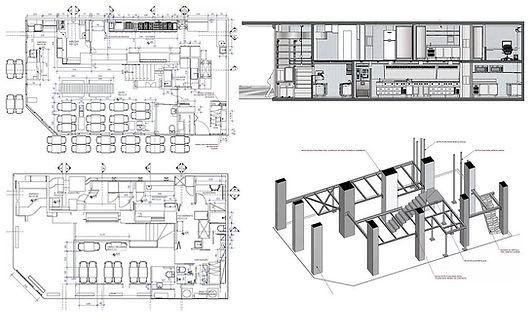 Le Manjue Rio - Flavia Machado Arquitetura
