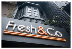 Restaurante Fresh&Co