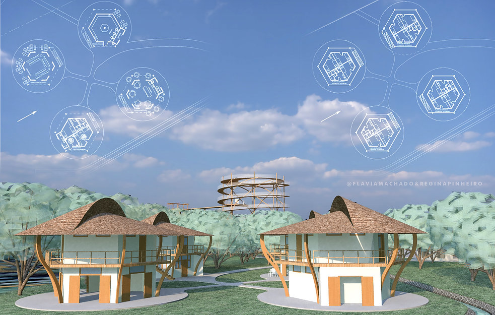 Reserva Sesc Bertioga - Flavia Machado Arquitetura