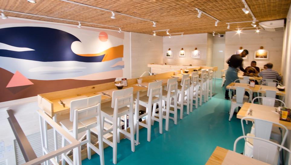 Restaurant Alaia at Rio de Janeiro- Brazil  | Architect Flavia Machado