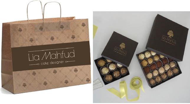 Lia Mahfud - Cake Designer