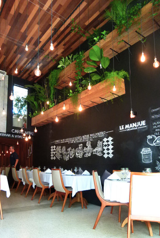 Le Manjue Organique | Flavia Machado Arquitetura