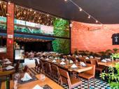 Le Manjue Jardins Restaurant