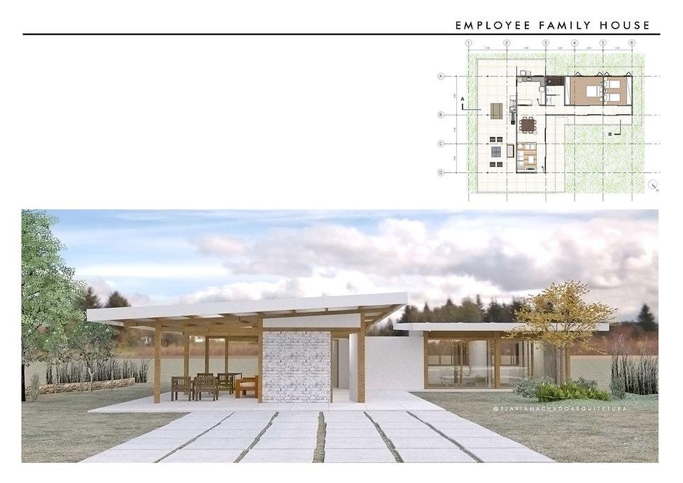 Trijunção Reserve - Flavia Machado Architecture