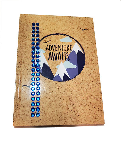 Power In Your Words Manifesting Journal #Butterscotch