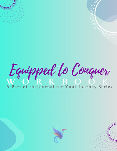The Equipped To Conquer Workbook