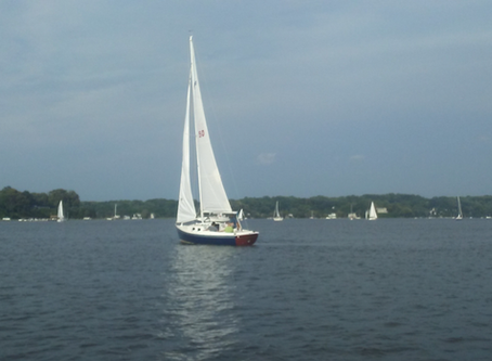 You Can't Steer a Sailboat Unless It Is Moving