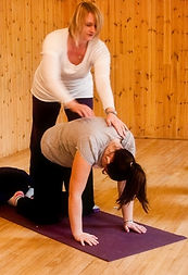 Active Birth Pregnancy Yoga with Pippa Moss of Karma Birth
