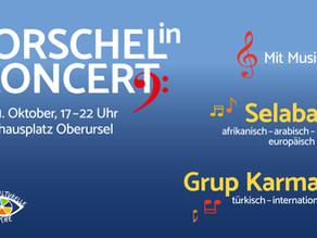 """""""Orschel in Concert"""" – Vielfalt mit Musik am 1. Oktober"""