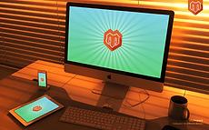 Logo design - Maharaja