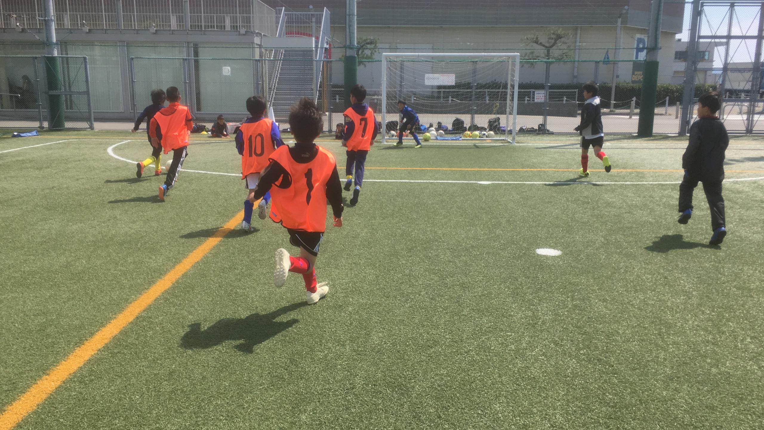 エフォートサッカースクール 明石 神戸 加古川 大蔵海岸 稲美 播磨