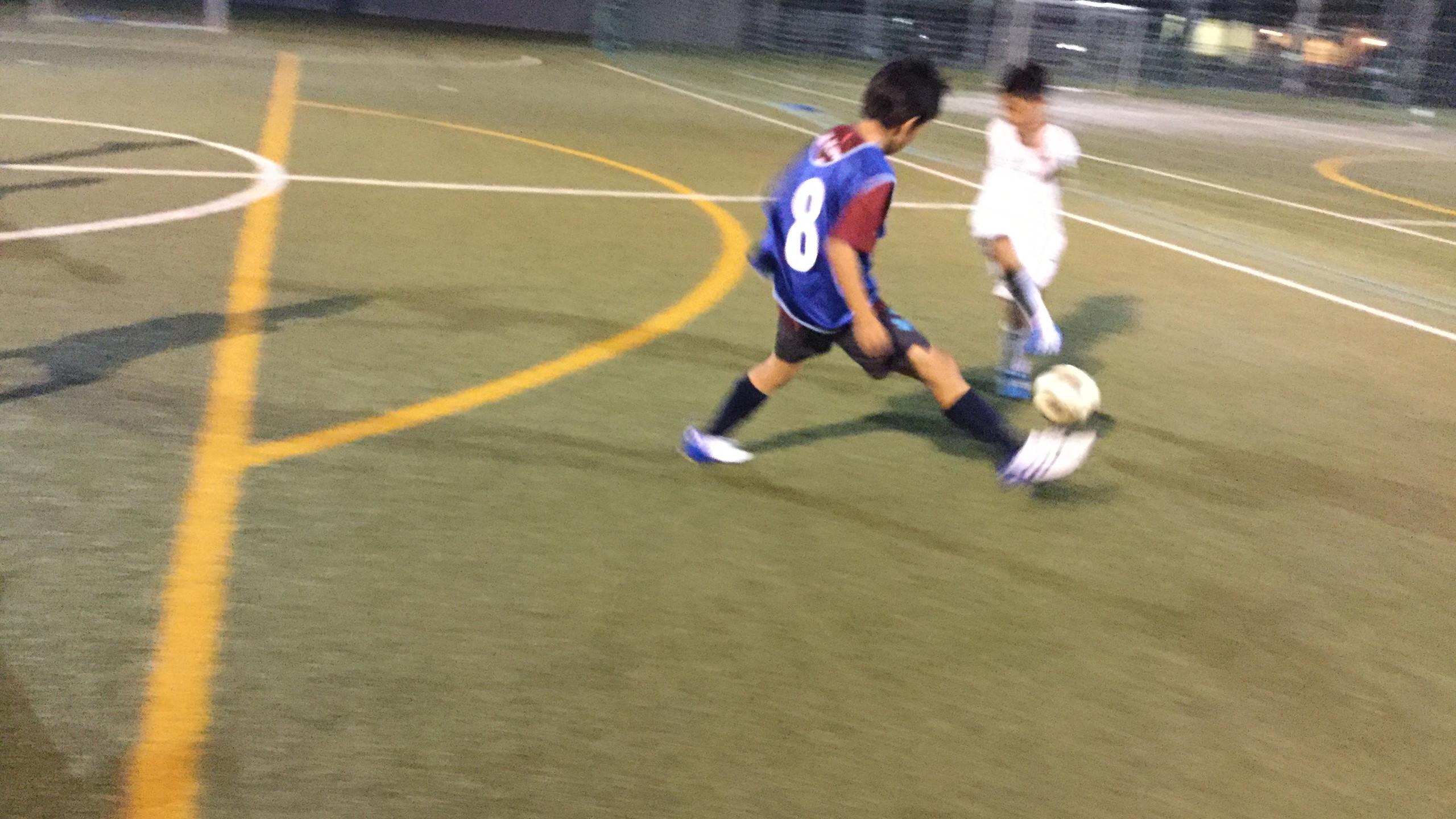 エフォートサッカースクール 明石 大蔵海岸 神戸市
