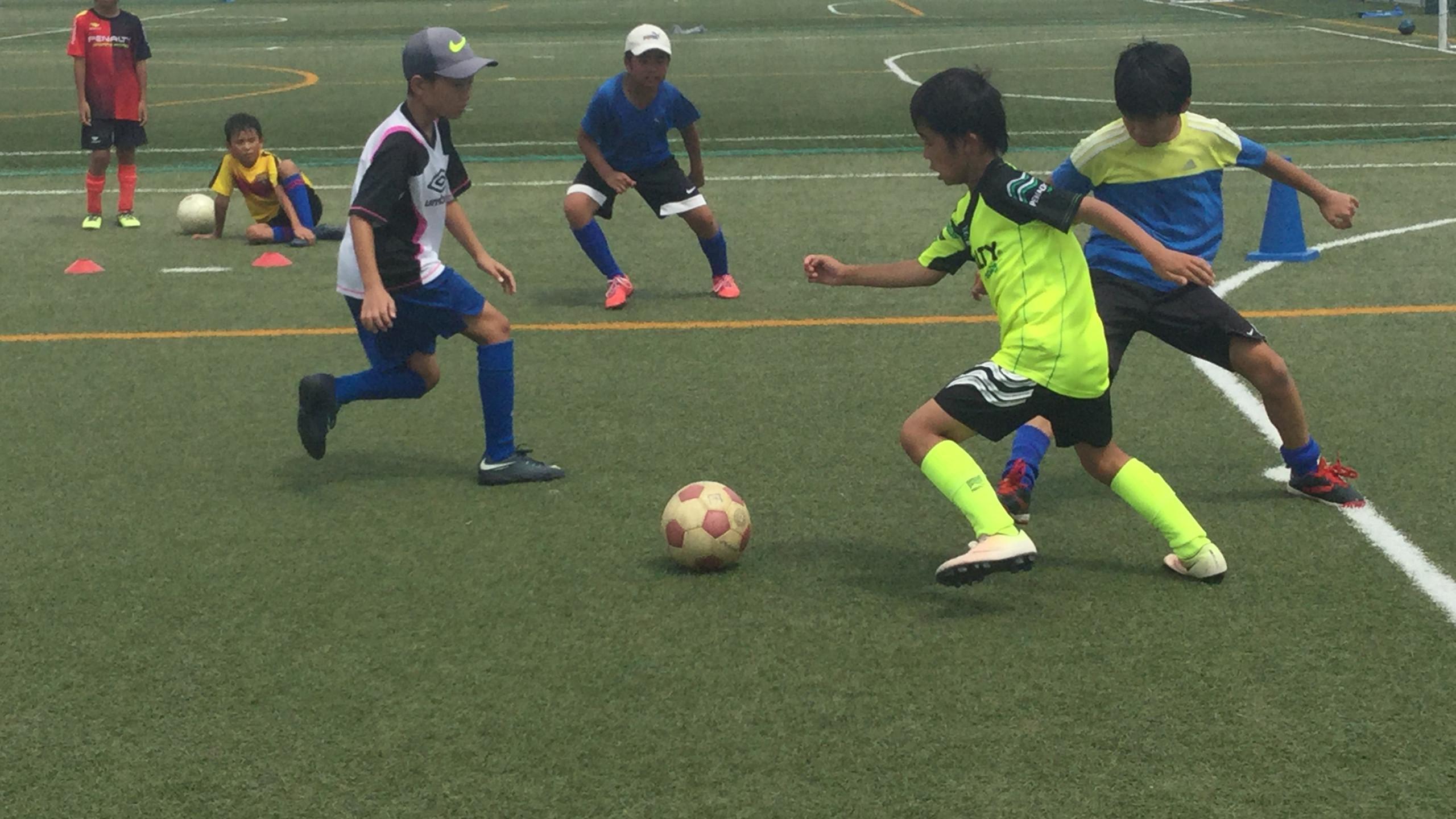 エフォートサッカースクール 明石 大蔵海岸 神戸 播磨 稲美 加古川