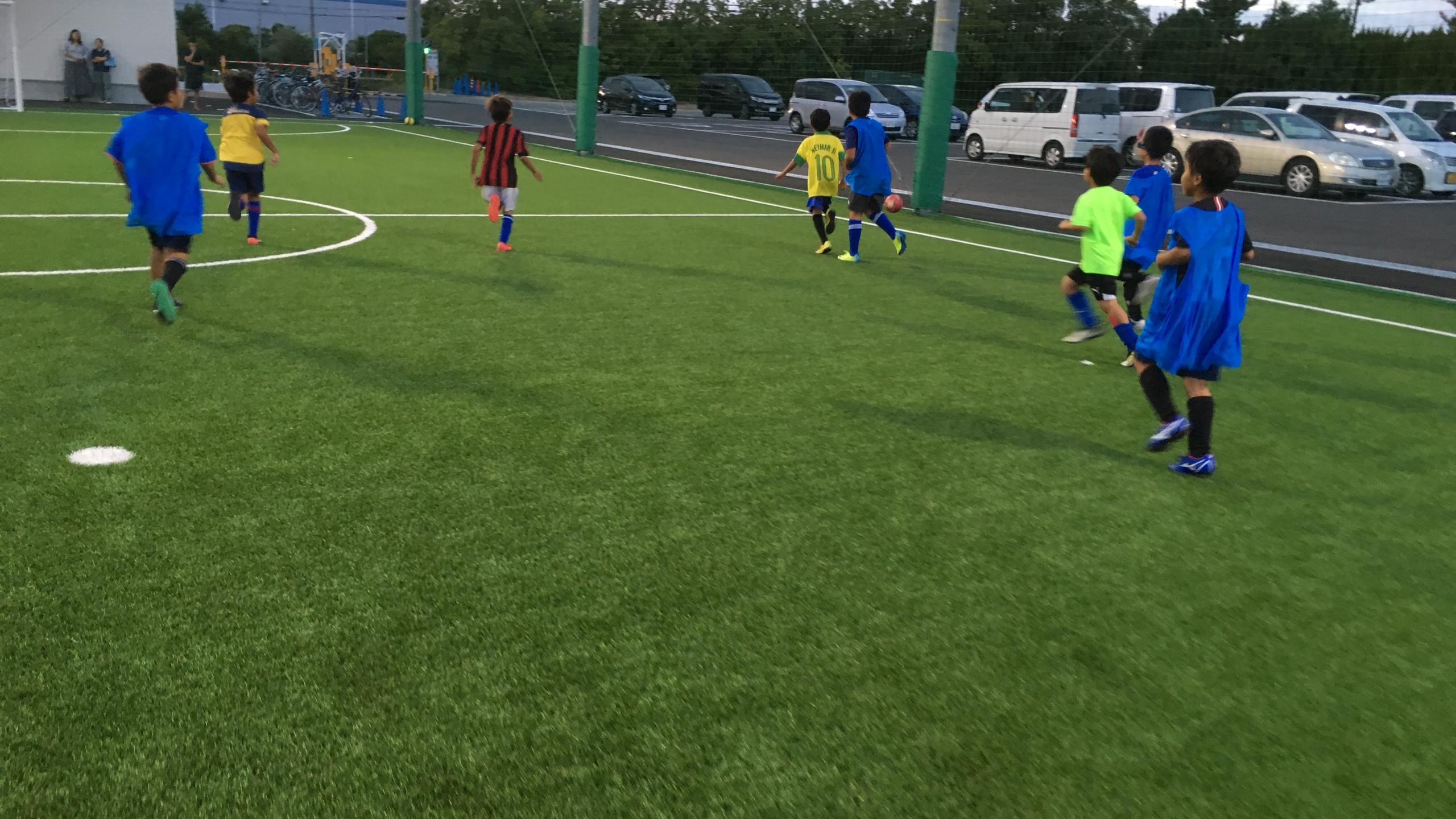 エフォートサッカースクール 明石 播磨 稲美 加古川 神戸