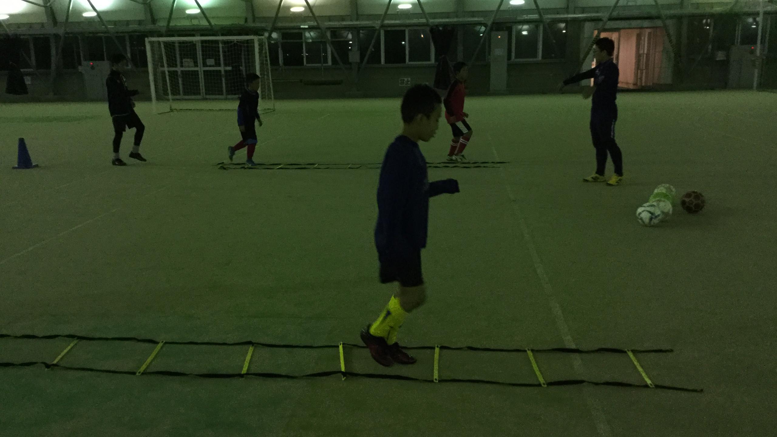 エフォートサッカースクール 播磨 加古川 明石 はりまシーサイドドーム