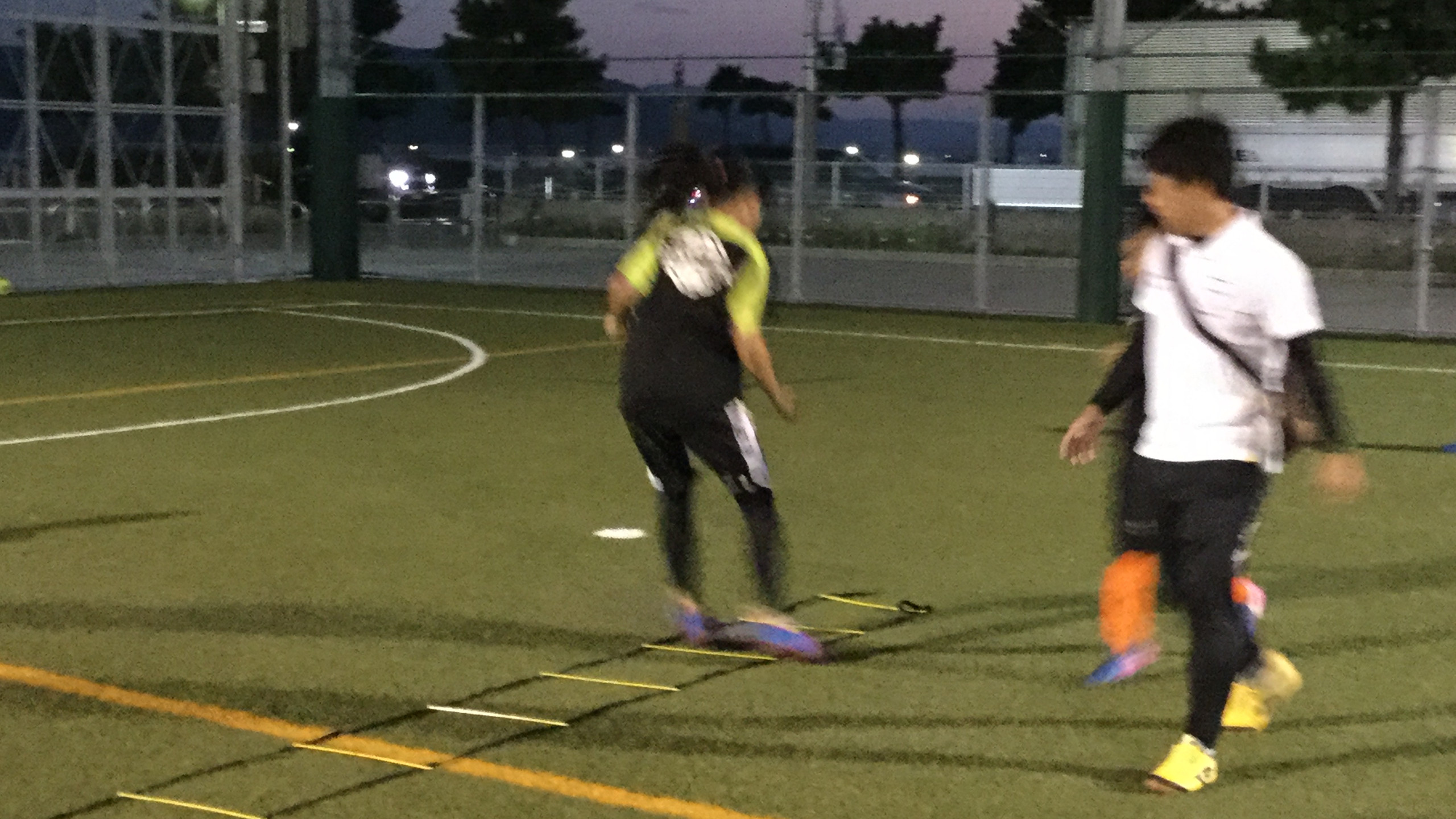 エフォートサッカースクール 明石 大蔵海岸